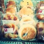 今年最後の菓子パンの日